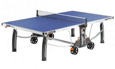 Cornilleau Performance 500M Outdoor Table Tennis - Blue