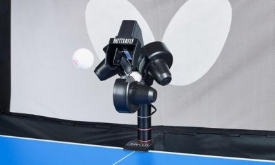 Butterfly Amicus Expert Table Tennis - Robot Head
