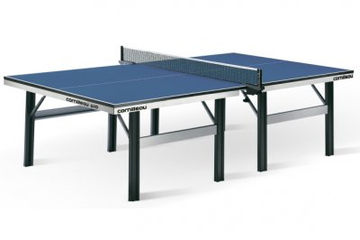 Cornilleau Competition 610 ITTF Indoor Table Tennis Table - Blue