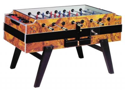Garlando Coperto Deluxe Football Table