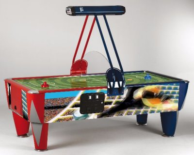 SAM Soccer Fast Track Air Hockey - 7ft or 8ft