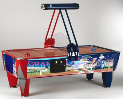 SAM Tennis Fast Track Air Hockey - 7ft or 8ft