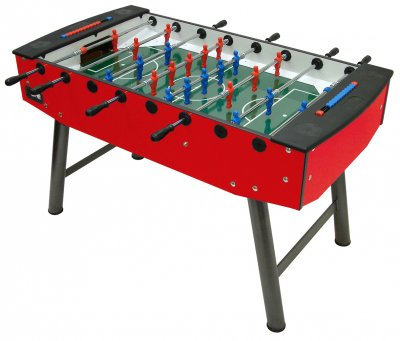 FAS Fun Table Football Table in Red