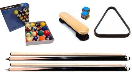 Sydney Pool Table Accessory Pack
