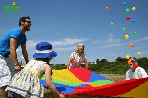Garden Games Parachute Game