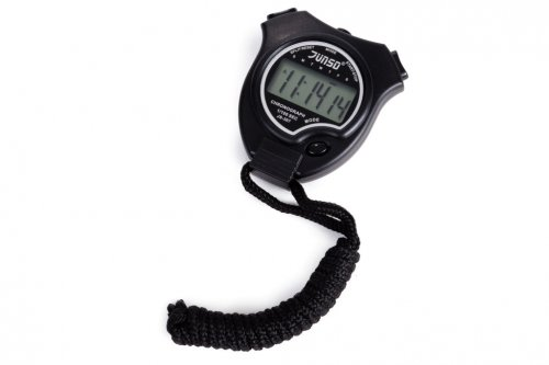 Sports Stopwatch - Digital 1/100 of Second Referee Watch