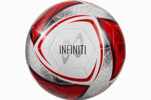 Infiniti White/Red/Black Training Football