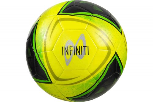 Infiniti Yellow/Green/Black Fluo Training Football