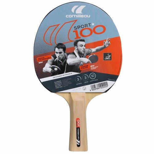 Cornilleau Sport 100 ITTF Table Tennis Bat