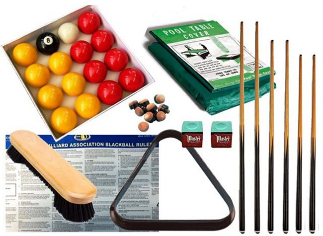Optima Pool Table Accessory Pack
