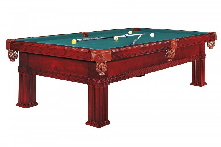 POOL TABLE 9FT RED SPEED CLOTH BED /& CUSHIONS**