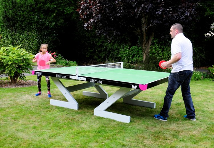 best outdoor table tennis table